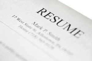 construction resume writing services